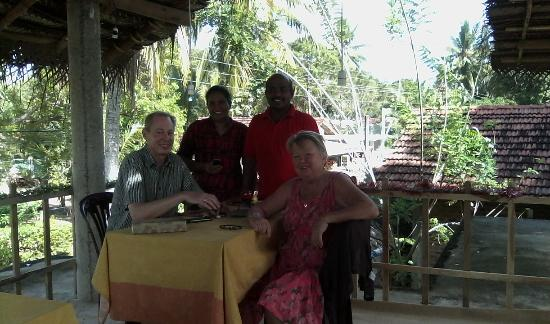 Chamara Home Stay and Restaurant