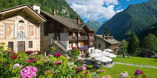 Hotel Montagna di Luce