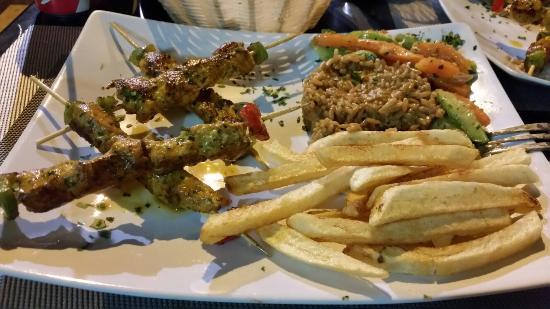 Snack-Resto Picasso Med