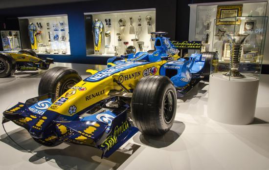 Museo Y Circuito Fernando Alonso : Museo y circuito fernando alonso picture of museo fernando