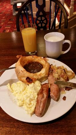 Innkeepers Lodge Hull, Willerby : My breakfast was great went down a treat lol x