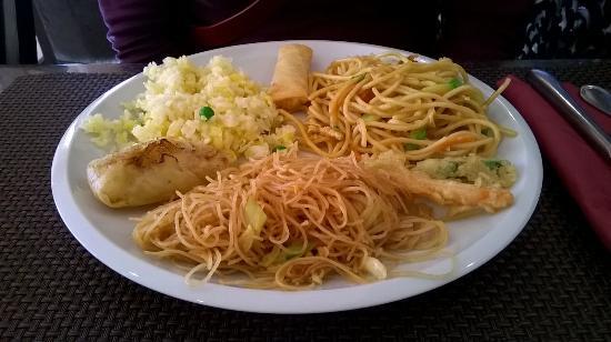 primi piatti cucina cinese - Bild von Nice Wok, Reggio Calabria ...
