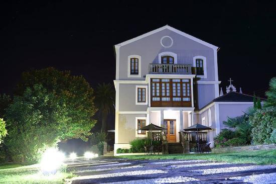 Hotel Rural Casa de Castro: Casa de noche