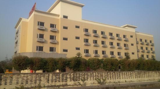 Pantnagar, India: Facade