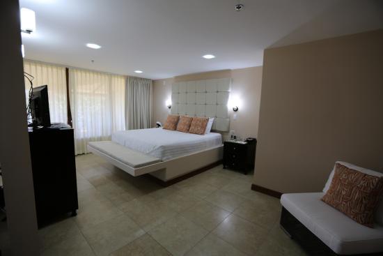 Nicoya, Costa Rica: Standard Room mit allem was das Herz begehrt