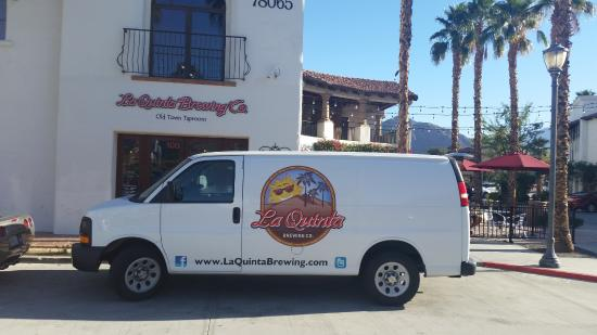 La Quinta Brewing Co Old Town Taproom