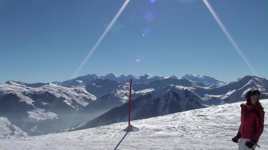 Lengauer Hof : The skiing lift is very near to the hotel, the mountains are great