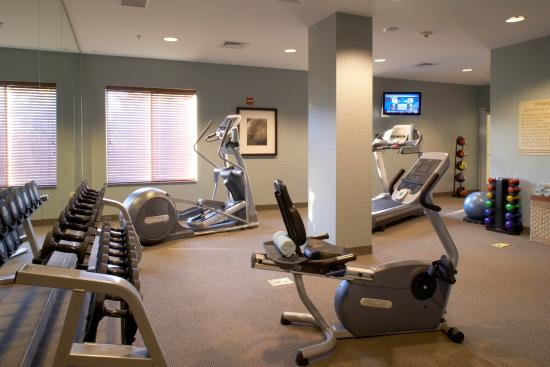 fitness room picture of hilton garden inn albany suny area rh tripadvisor com