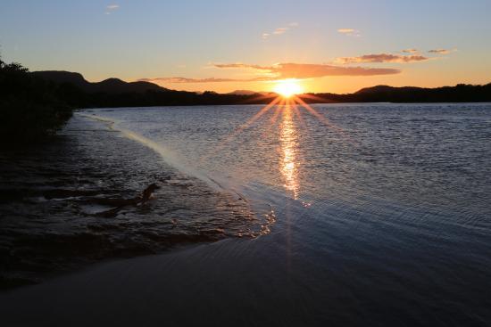 Nicoya, Kosta Rika: Tempisque-River