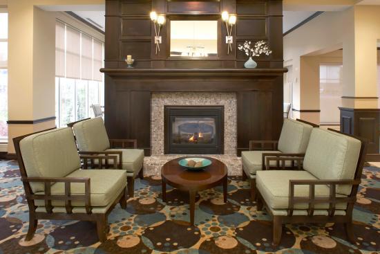 Hilton Garden Inn Albany / SUNY Area: Lobby Seating