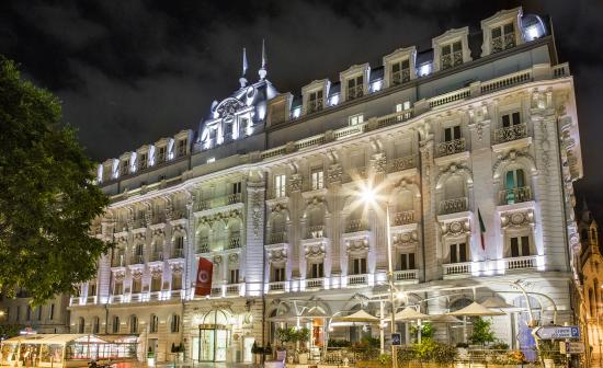 Boscolo Exedra Nice, Autograph Collection: Hotel Facade