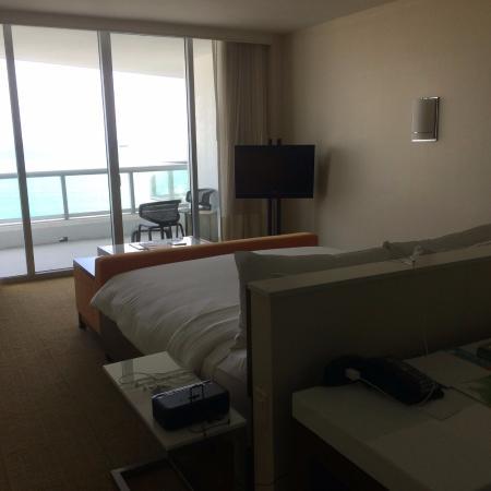 Eden Roc Miami Beach Resort Ocean View Room Tower