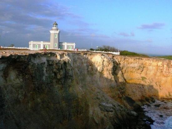 Puerto Rico: Phare