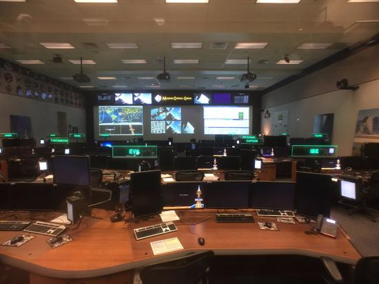 houston mission control center - photo #8
