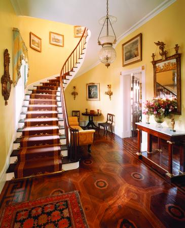 Barrytown, Estado de Nueva York: Front Hall