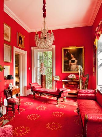 Barrytown, Estado de Nueva York: The Red Room