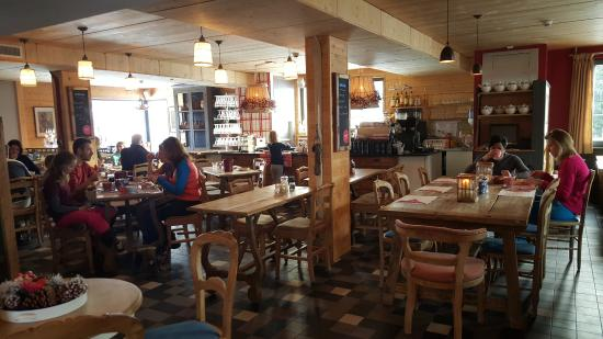 Hamilton Lodge Zweisimmen: Breakfast