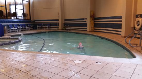 BEST WESTERN Bordentown Inn: Best Western Indoor Pool