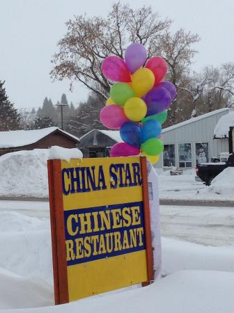 Meeker, CO: china star grand opening