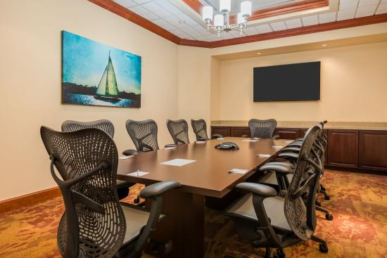 Hampton Inn West Palm Beach Central Airport: Meeting Board Room