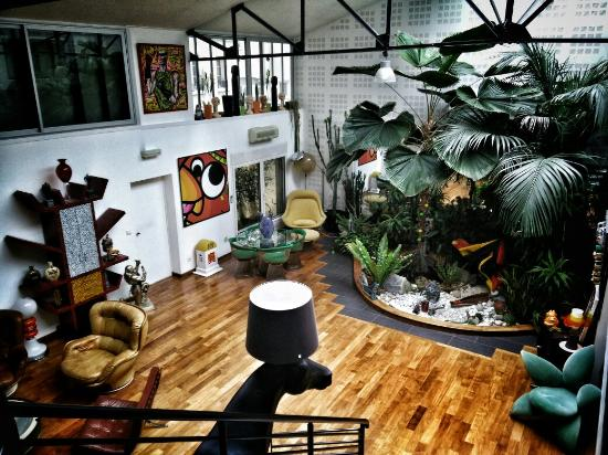 Chambre Loft Vintage Lyon ~ Idées de Design D\'intérieur et De Meubles