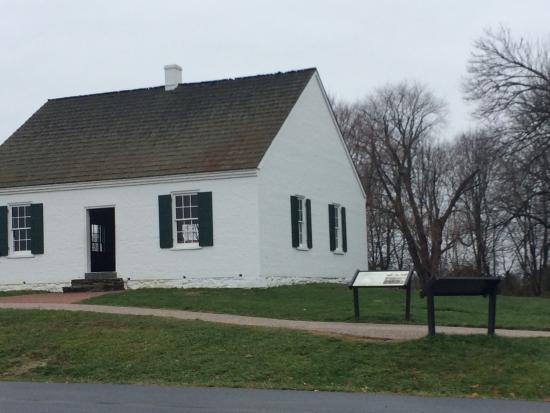 Sharpsburg, MD: Dunker Church
