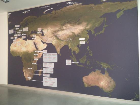 "Orce, Hiszpania: Centro de Interpretación de los Primeros Pobladores de Europa ""Josep Gibert"""