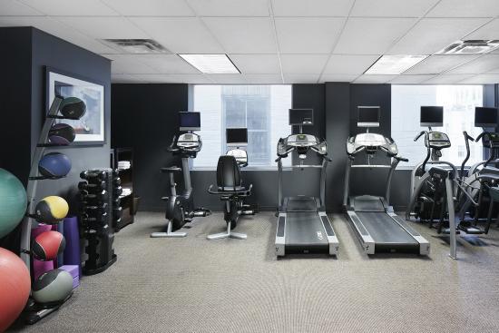 fitness center picture of club quarters hotel opposite rh tripadvisor co za