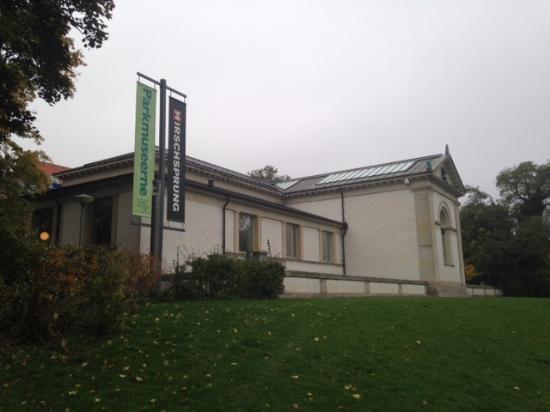 Hirschsprung museum pik fisse