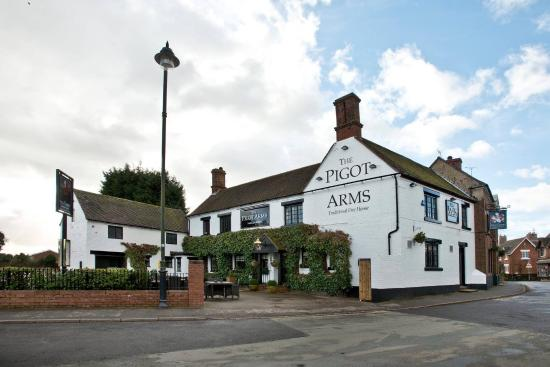 ‪The Pigot Arms‬