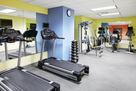 fitness center picture of club quarters hotel world trade center rh tripadvisor co za