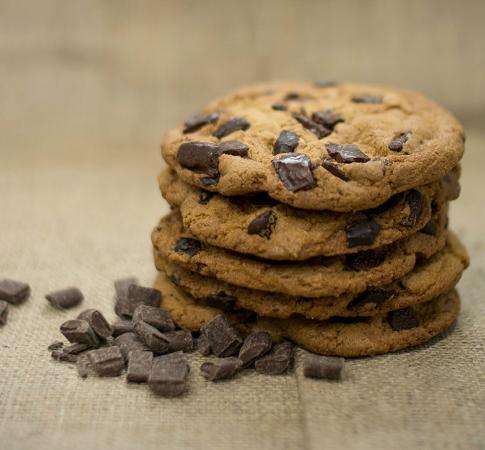Mellow Mushroom: Chocolate Chip Cookies