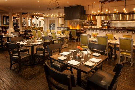 Restaurant Kitchen Grill kitchen west restaurant with wood fire grill - picture of kitchen