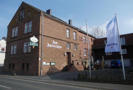bahnhof oberbettingen hillesheim hotel
