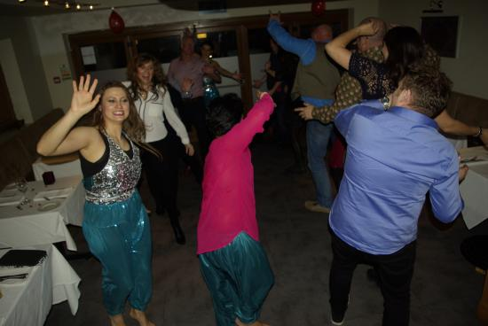 Billingshurst, UK: BOLLYWOOD NIGHT