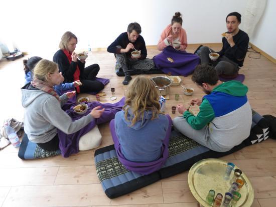 Ashtanga Yoga Room