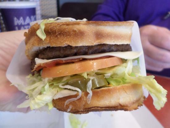 jacks burger on sourdough picture of jack in the box sierra vista rh tripadvisor com