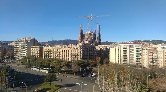 사그라다 파밀리아 아파트 바르셀로나 사진