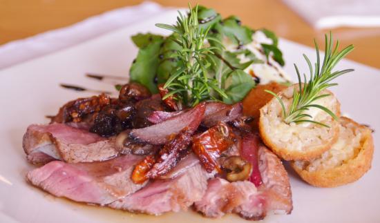 Gordon's Bay, Sudafrica: Beef Tagliata
