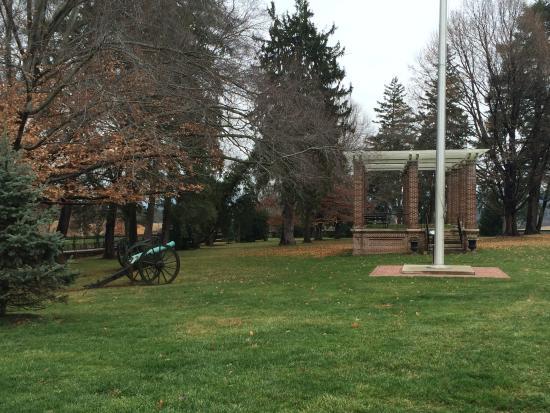 Sharpsburg, Μέριλαντ: Cemetery