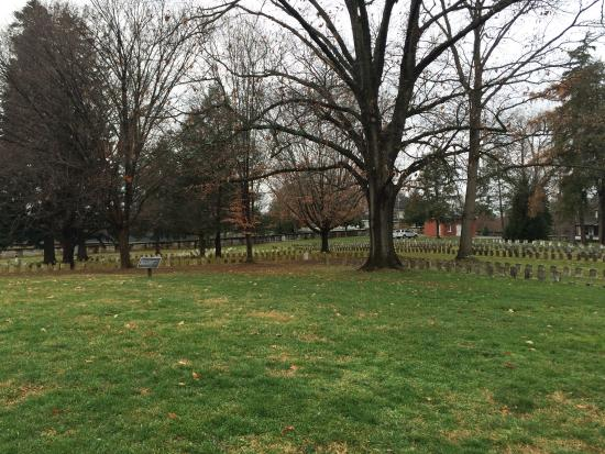 Sharpsburg, MD: Cemetery 6