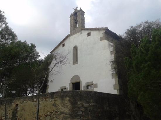 Vilassar de Dalt, Spania: Vista exterior