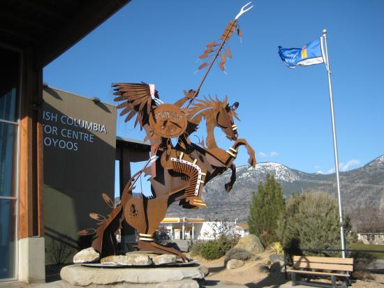 ‪Osoyoos Visitor Centre‬