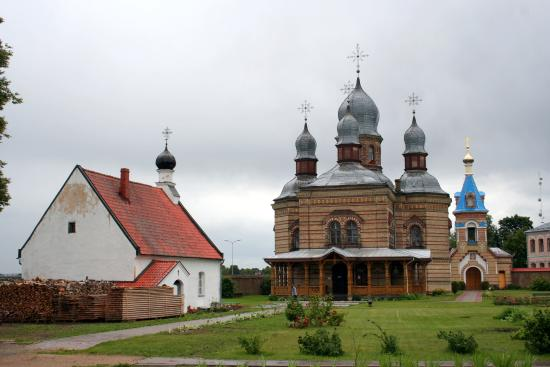 Monastery of the Holy Ghost | Jekabpils, Latvia