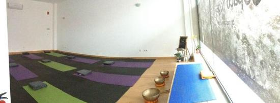 Espaco Yoga by Maphalda Sophia
