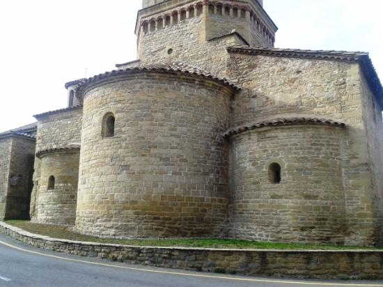 Iglesia de Santa Eugenia de Berga