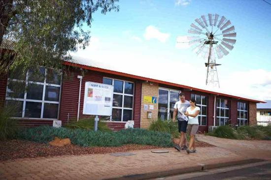 Quilpie Visitor Information Centre, Museum and Gallery