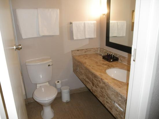 AVANI Maseru Hotel: Bathroom