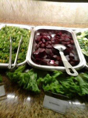 Aipo & Aipim Ipanema: Saladas