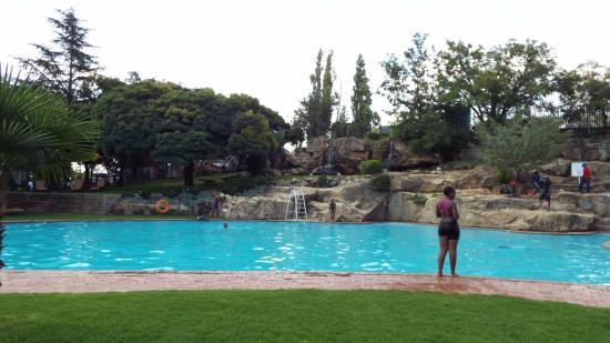AVANI Maseru Hotel: Pool